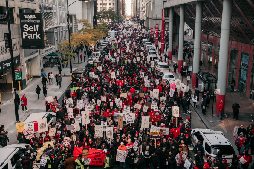 Chicago Strike