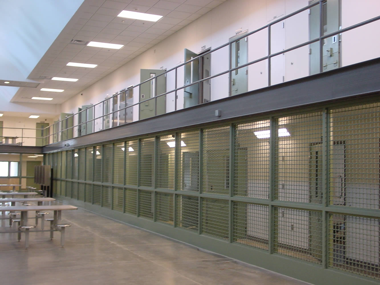 Faribault Cell Block