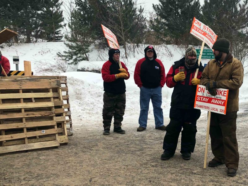 Striking Plow Drivers