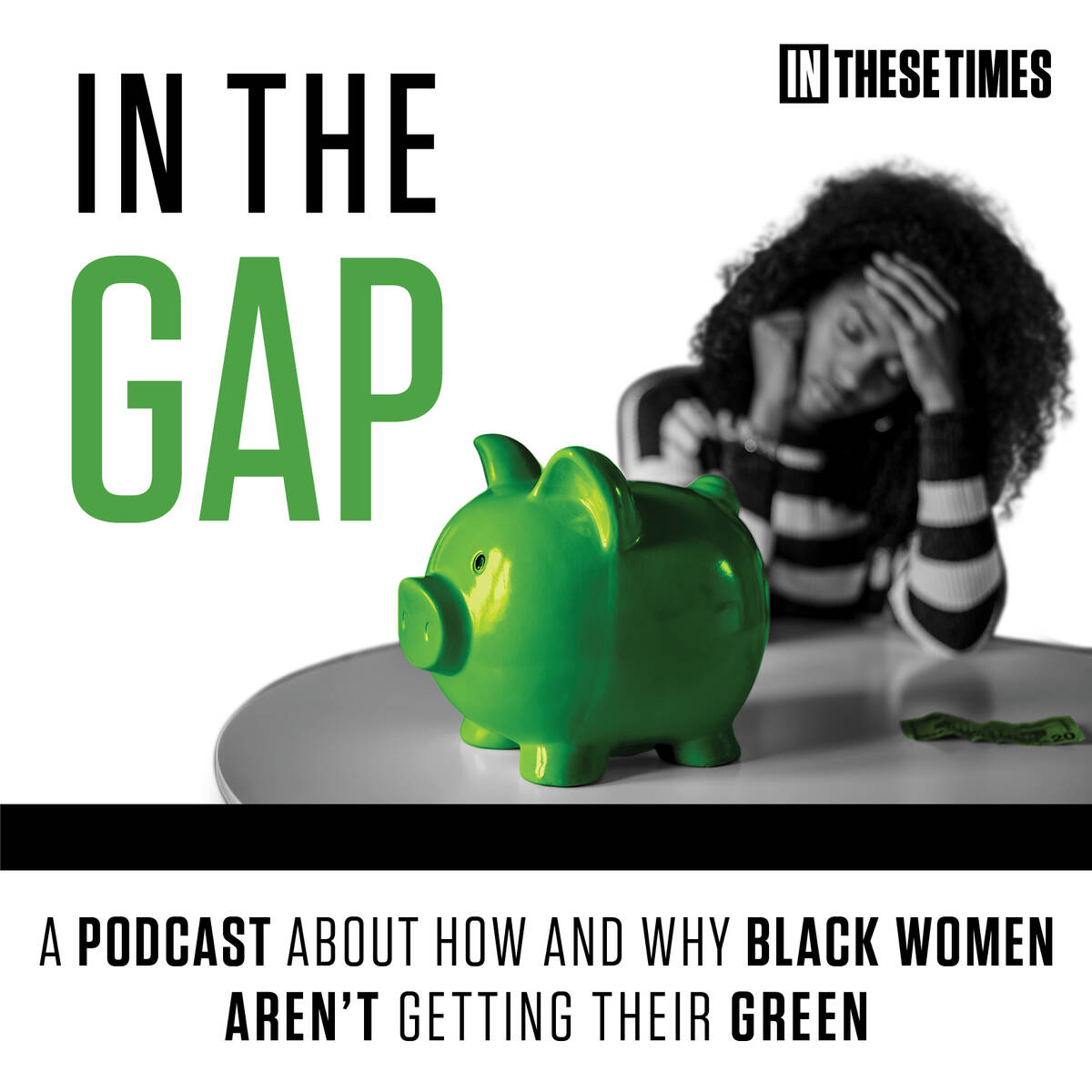 In The Gap Podcast logo