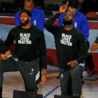 NBA Players #BLM