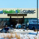 Front of Allina Health Clinic